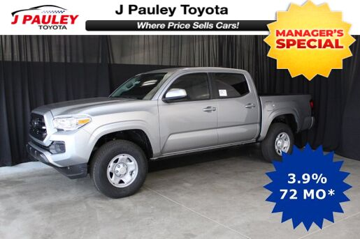 2019_Toyota_Tacoma 2WD_SR_ Fort Smith AR