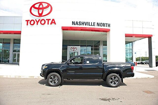 2019 Toyota Tacoma 2WD TRD Sport Double Cab 5' Bed V6 AT Nashville TN