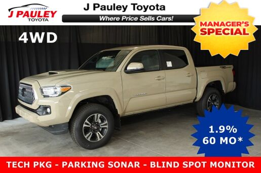2019_Toyota_Tacoma 2WD_TRD Sport_ Fort Smith AR
