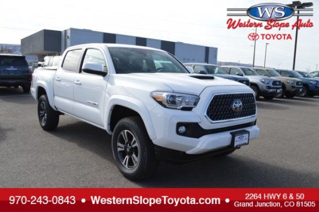 2019 Toyota Tacoma 2WD TRD Sport Grand Junction CO