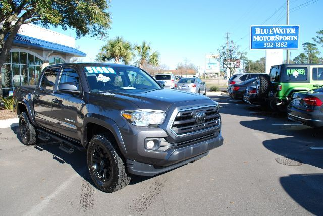 2019 Toyota Tacoma 2WD XP Predator SR5 Double Cab Long Bed V6 6AT 2WD Wilmington NC