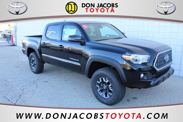 2019 Toyota Tacoma 4WD 4WD TRD Offroad V6 Double Cab Milwaukee WI