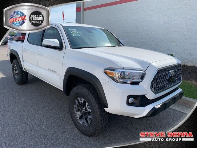 2019 Toyota Tacoma 4WD 4X4 DBL CAB Decatur AL