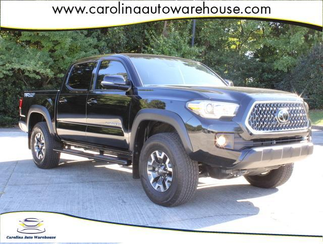 2019 Toyota Tacoma 4WD Double Cab 5' Bed V6 Concord NC