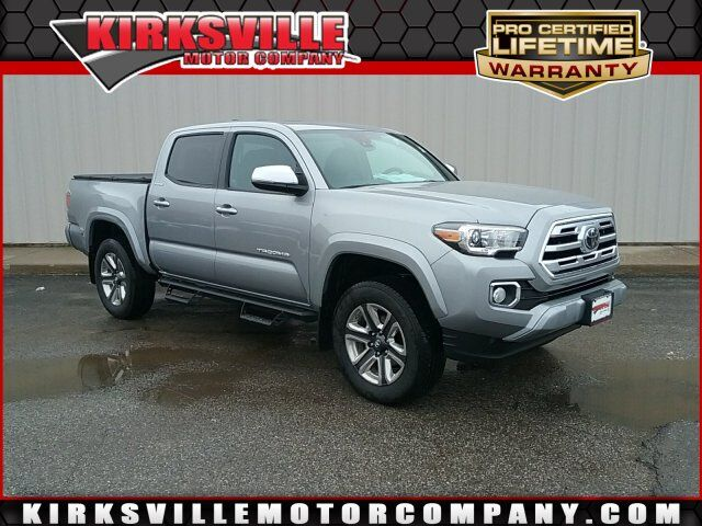 2019 Toyota Tacoma 4WD Limited Double Cab 5' Bed V6 AT Kirksville MO