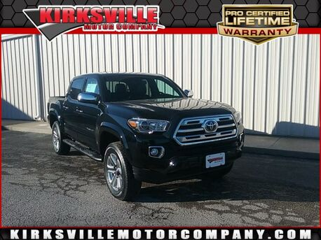 2019_Toyota_Tacoma 4WD_Limited Double Cab 5' Bed V6 AT_ Kirksville MO