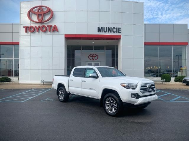 2019 Toyota Tacoma 4WD Limited Double Cab 5' Bed V6 AT Muncie IN