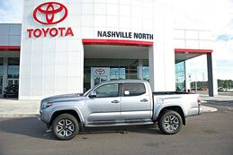 2019 Toyota Tacoma 4WD Limited Double Cab 5' Bed V6 AT