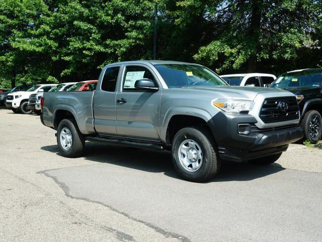 2019 Toyota Tacoma 4WD SR Access Cab 6' Bed I4 AT Cranberry Twp PA