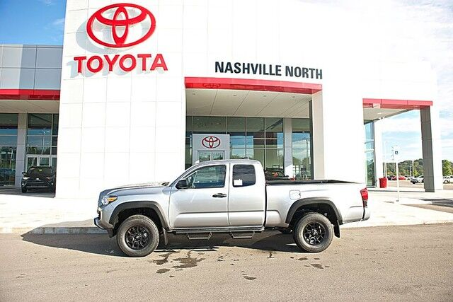2019 Toyota Tacoma 4WD SR Access Cab 6' Bed V6 AT Nashville TN