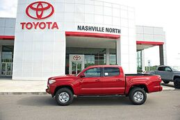 2019 Toyota Tacoma 4WD SR Double Cab 5' Bed V6 AT