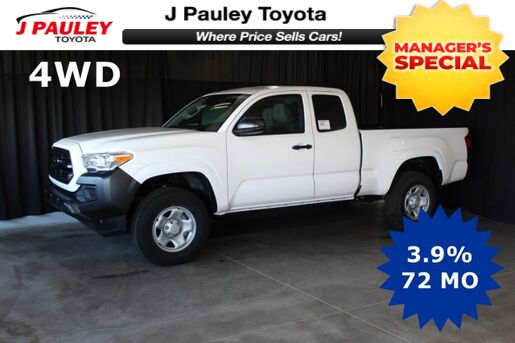2019_Toyota_Tacoma 4WD_SR_ Fort Smith AR