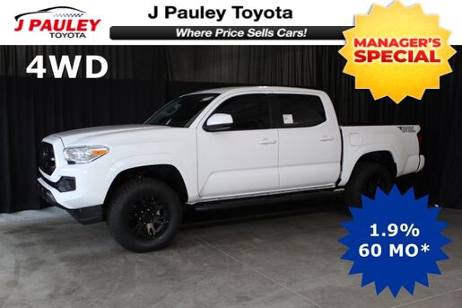 2019_Toyota_Tacoma 4WD_SR Includes $1000 GST TSS Rebate!_ Fort Smith AR