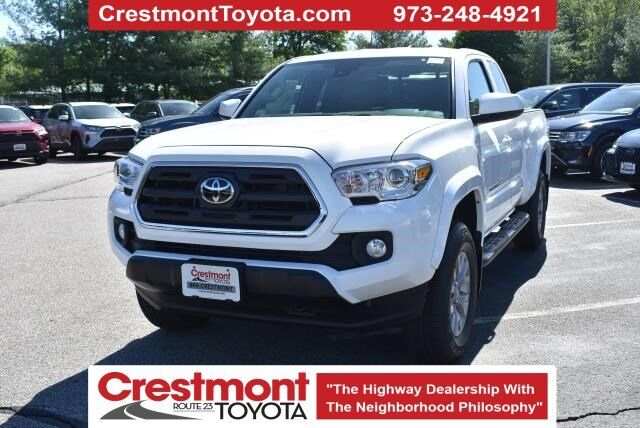 2019 Toyota Tacoma 4WD SR5 Access Cab 6' Bed V6 AT Pompton Plains NJ