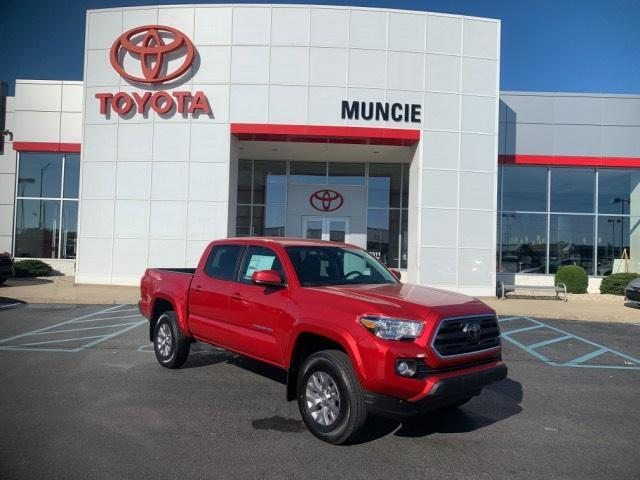2019 Toyota Tacoma 4WD SR5 Double Cab 5' Bed V6 AT Muncie IN