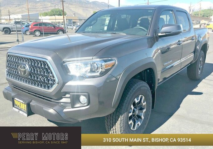 2019 Toyota Tacoma 4WD TRD Off Road Bishop CA