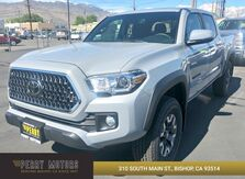 2019_Toyota_Tacoma 4WD_TRD Off Road_ Bishop CA