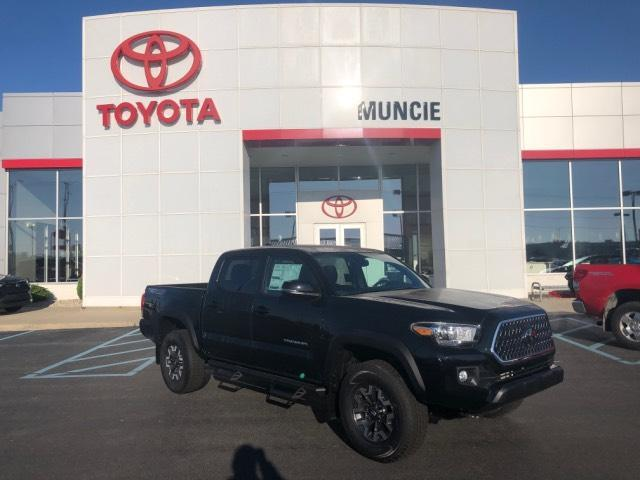 2019 Toyota Tacoma 4WD TRD Off Road Double Cab 5' Bed V6 A Muncie IN