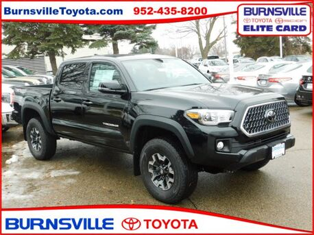2019_Toyota_Tacoma 4WD_TRD Off Road Double Cab 5' Bed V6 AT_ Burnsville MN