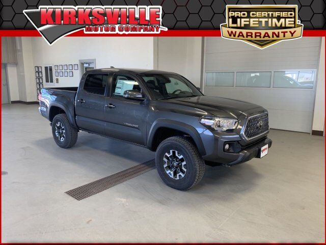 2019 Toyota Tacoma 4WD TRD Off Road Double Cab 5' Bed V6 AT Kirksville MO