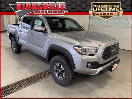 2019_Toyota_Tacoma 4WD_TRD Off Road Double Cab 5' Bed V6 AT_ Kirksville MO