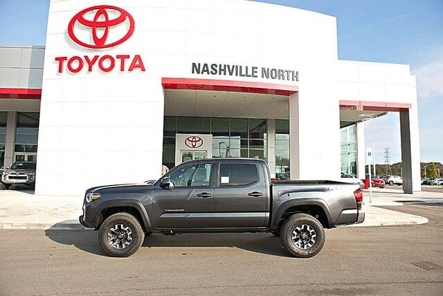 2019 Toyota Tacoma 4WD TRD Off Road Double Cab 5' Bed V6 AT Nashville TN