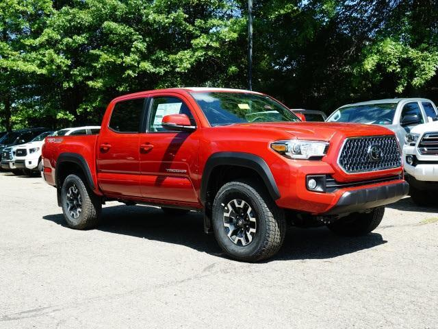 2019 Toyota Tacoma 4WD TRD Off Road Double Cab 5' Bed V6 M Cranberry Twp PA