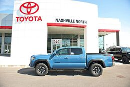 2019 Toyota Tacoma 4WD TRD Off Road Double Cab 5' Bed V6 MT
