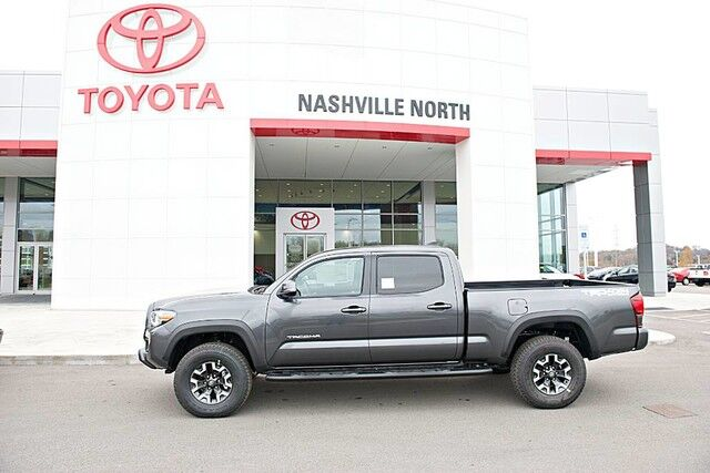 2019 Toyota Tacoma 4WD TRD Off Road Double Cab 6' Bed V6 AT Nashville TN