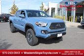 2019 Toyota Tacoma 4WD TRD Off Road Double Cab