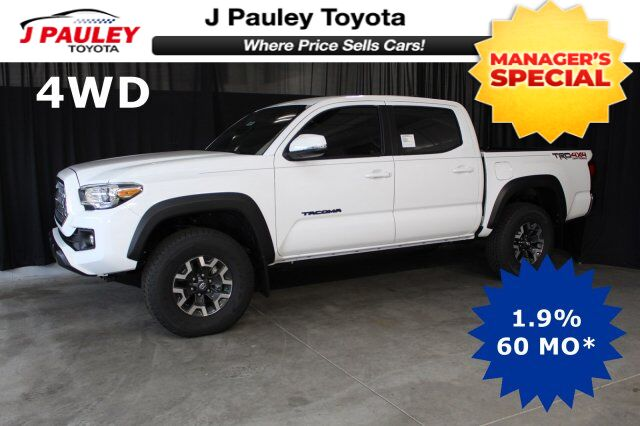 2019 Toyota Tacoma 4WD TRD Off Road Fort Smith AR