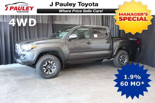 2019_Toyota_Tacoma 4WD_TRD Off Road_ Fort Smith AR
