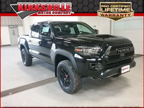 2019 Toyota Tacoma 4WD TRD Pro Double Cab 5' Bed V6 AT Kirksville MO