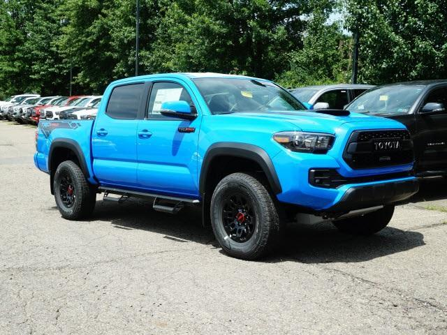2019 Toyota Tacoma 4WD TRD Pro Double Cab 5' Bed V6 AT Cranberry Twp PA