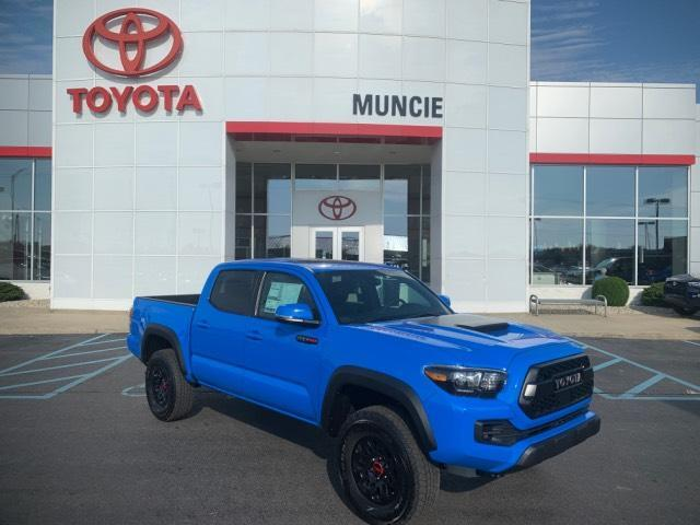 2019 Toyota Tacoma 4WD TRD Pro Double Cab 5' Bed V6 AT Muncie IN