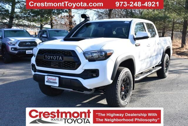2019 Toyota Tacoma 4WD TRD Pro Double Cab 5' Bed V6 AT Pompton Plains NJ