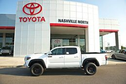 2019 Toyota Tacoma 4WD TRD Pro Double Cab 5' Bed V6 MT