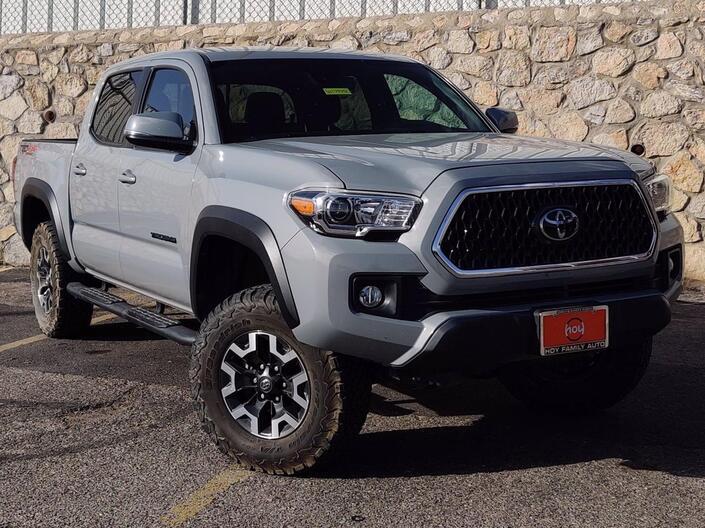 2019 Toyota Tacoma 4WD TRD Pro El Paso TX