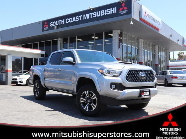 2019 Toyota Tacoma 4WD TRD SPORT Victorville CA
