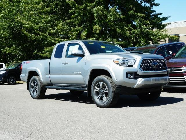 2019 Toyota Tacoma 4WD TRD Sport Access Cab 6' Bed V6 AT Cranberry Twp PA