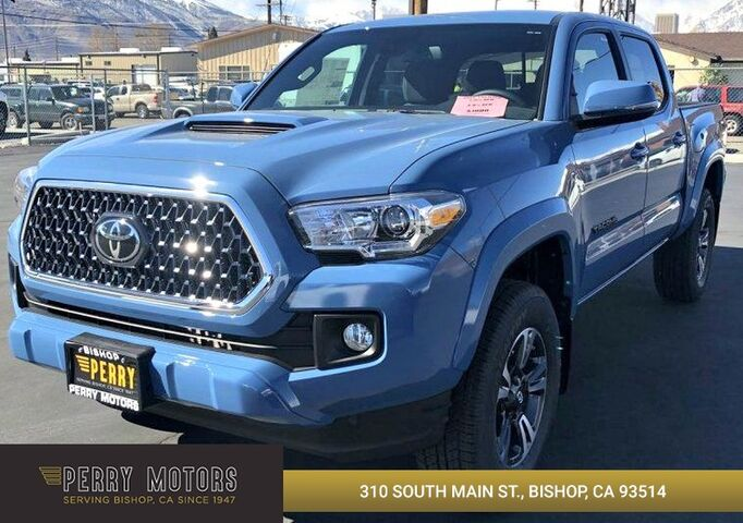 2019 Toyota Tacoma 4WD TRD Sport Bishop CA