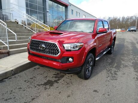 2019 Toyota Tacoma 4WD TRD Sport Canonsburg PA
