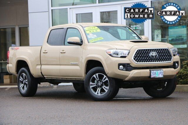 2019 Toyota Tacoma 4WD TRD Sport Corvallis OR