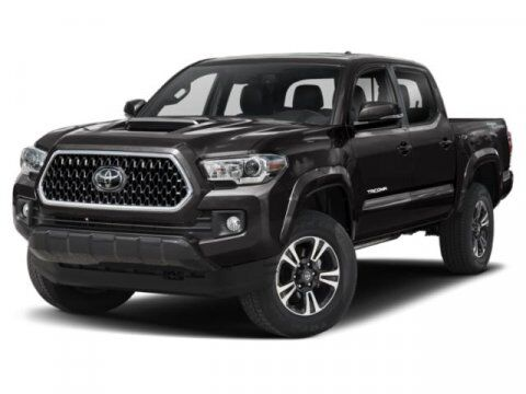 2019 Toyota Tacoma 4WD TRD Sport Double Cab 5' Bed V6 AT Burnsville MN