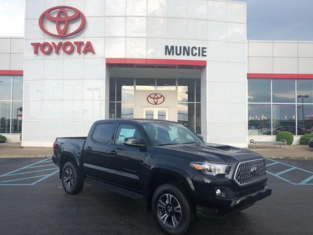 2019 Toyota Tacoma 4WD TRD Sport Double Cab 5' Bed V6 AT Muncie IN