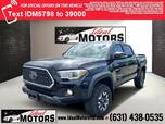 2019 Toyota Tacoma 4WD TRD Sport Double Cab 5' Bed V6 MT (Natl)