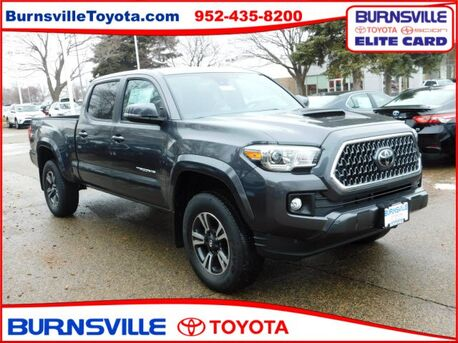 2019_Toyota_Tacoma 4WD_TRD Sport Double Cab 6' Bed V6 AT_ Burnsville MN