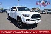 2019 Toyota Tacoma 4WD TRD Sport Double Cab