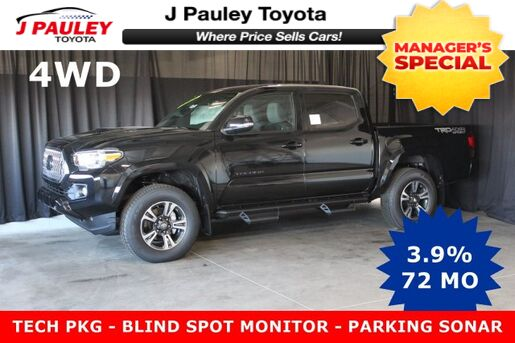 2019_Toyota_Tacoma 4WD_TRD Sport_ Fort Smith AR