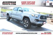Toyota Tacoma 4WD TRD Sport 2019